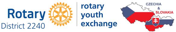 Studium v zahraničí: Rotary Youth Exchange Czechia & Slovakia